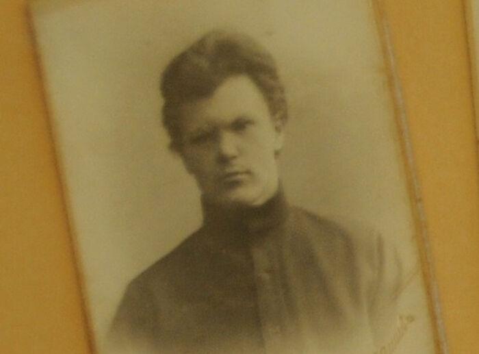 Брат дедушки Иван Иванович Исаев