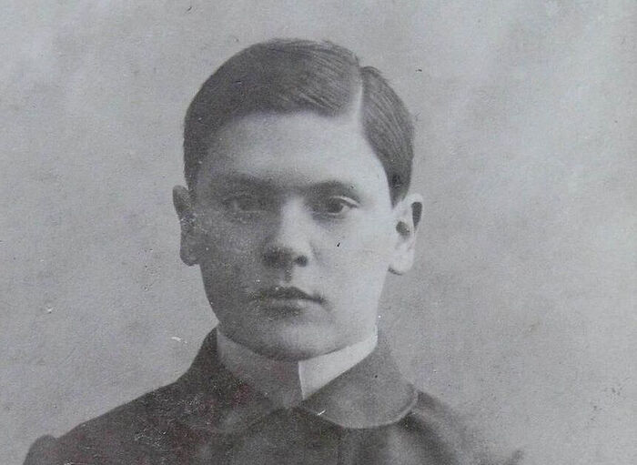 Брат дедушки Всеволод Иванович Исаев