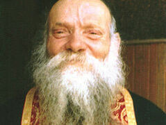 Hierarchs call for canonization of Elder Eumenios, confessor of the leprous