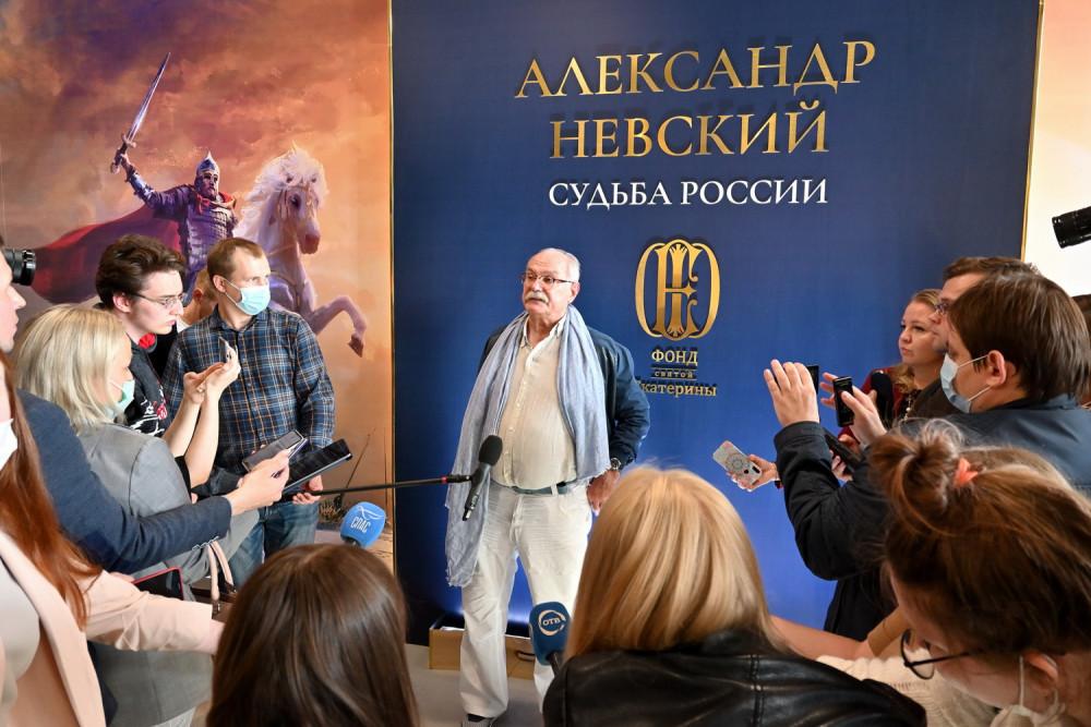 Никита Сергеевич Михалков