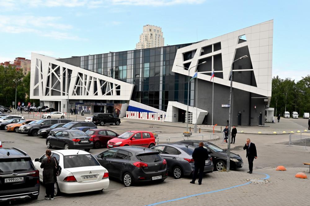 Павильон «Россия. Моя история» в Екатеринбурге