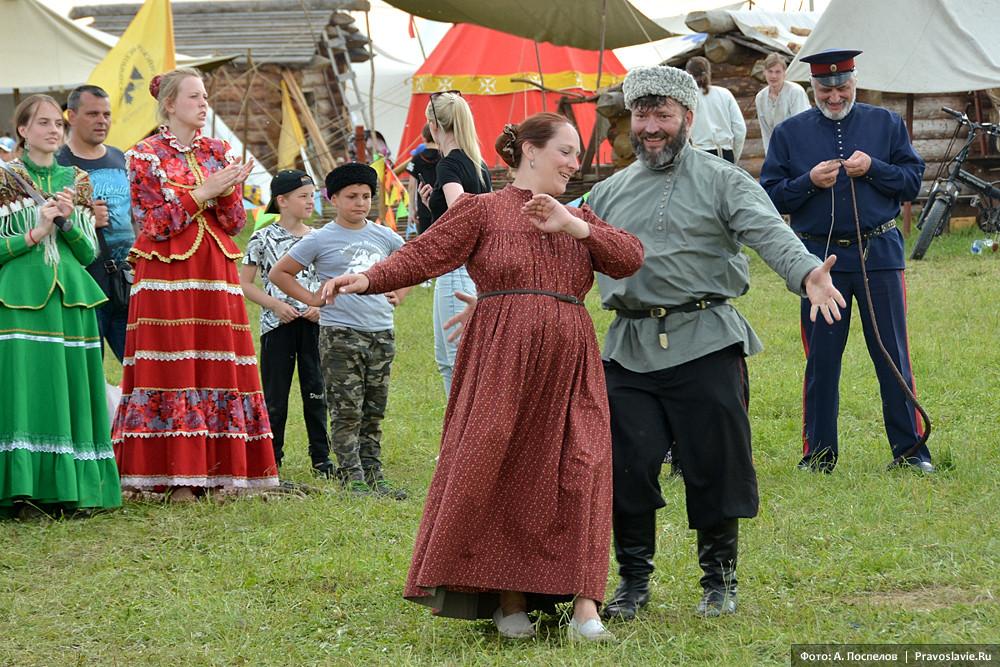 Казачьи танцы
