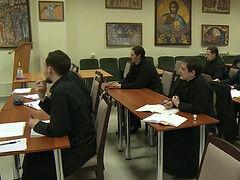 О планах открытия Псково-Печерской семинарии