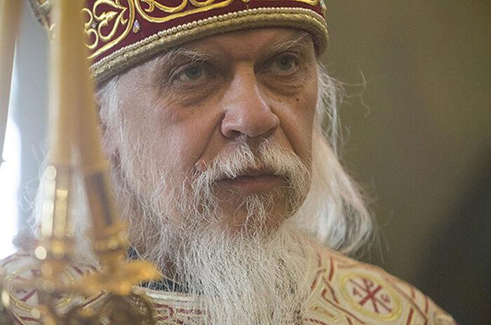 Епископ Пантелеимон. Фото: Павел Смертин