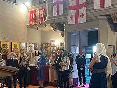 Georgian Orthodox Church receives use of church in Rome