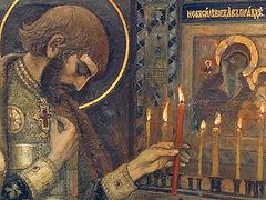 Святой князь Александр Невский в истории России