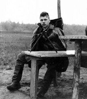 Ο λοχαγός Δημήτρης Ριαμπίνκιν (1971-1995)