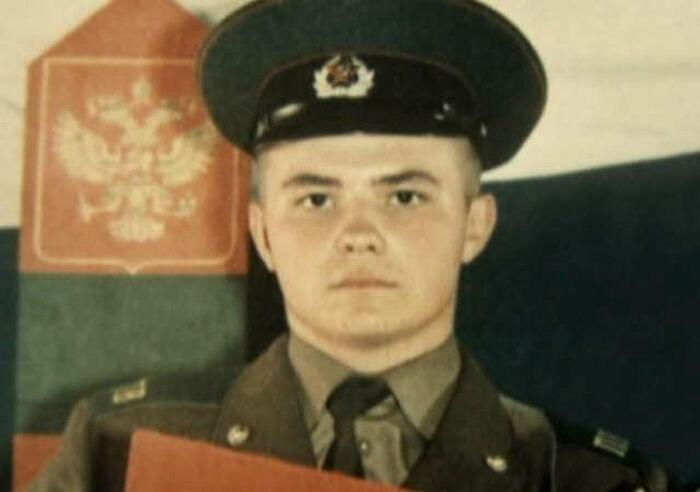 Ο Ευγένιος Ροντιόνοβ