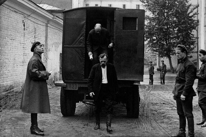 Черный воронок НКВД