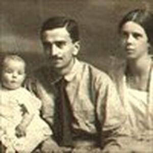 Абаза Андрей Алексеевич и Ольга Ивановна Абаза-Исаева