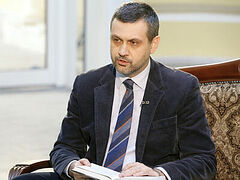 Владимир Легойда: Церковь не может вводить QR-коды для посещения храмов