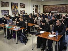 Псково-Печерская духовная семинария объявляет набор студентов на новый учебный год