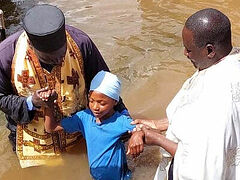 17 souls united to Christ in Holy Baptism in Kenya