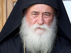 Abbot of Athonite Prophet Elijah Skete reposes in the Lord