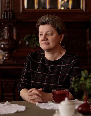Лариса Ивановна Маршева