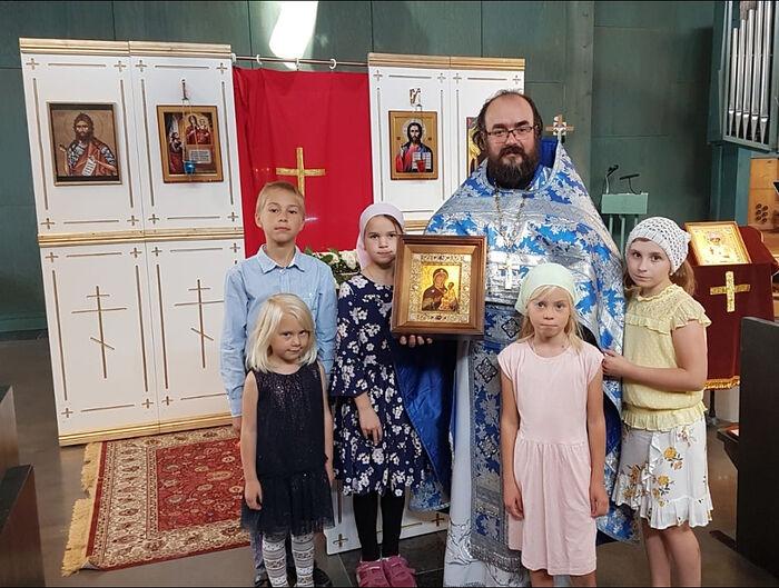 Протоиерей Виталий Бабушин