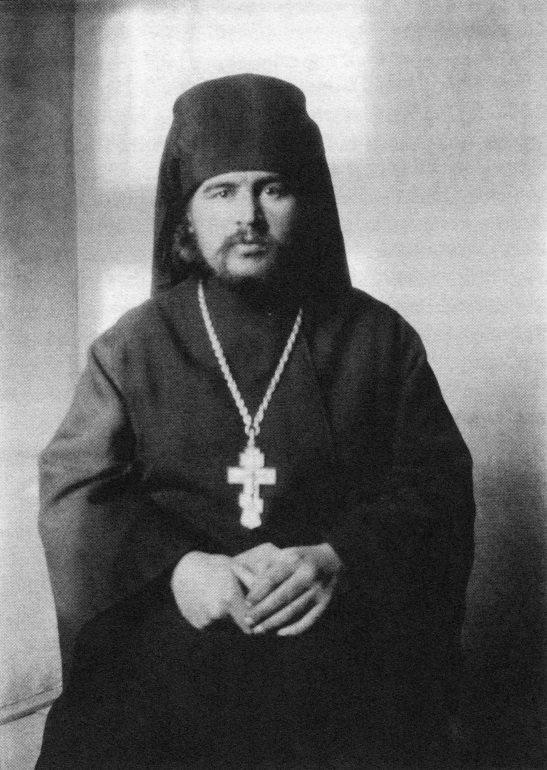 Иеромонах Иоанн (Максимович) в Сербии в Мильковом монастыре