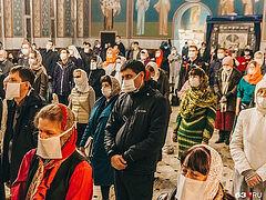 Святейший Патриарх Кирилл благословил усилить в московских и ставропигиальных храмах меры по профилактике распространения коронавирусной инфекции