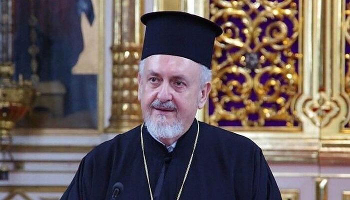Ο Μητροπολίτης Χαλκηδόνας κ. Εμμανουήλ. Φωτογραφία: vaticannews.va