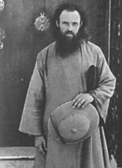 Отец Василий Шустин в Алжире
