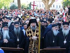 «Тбилиси прайд»: реакция грузинского народа и Грузинской Патриархии