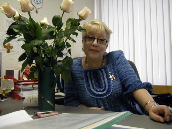 Валентина Петровна Камнева