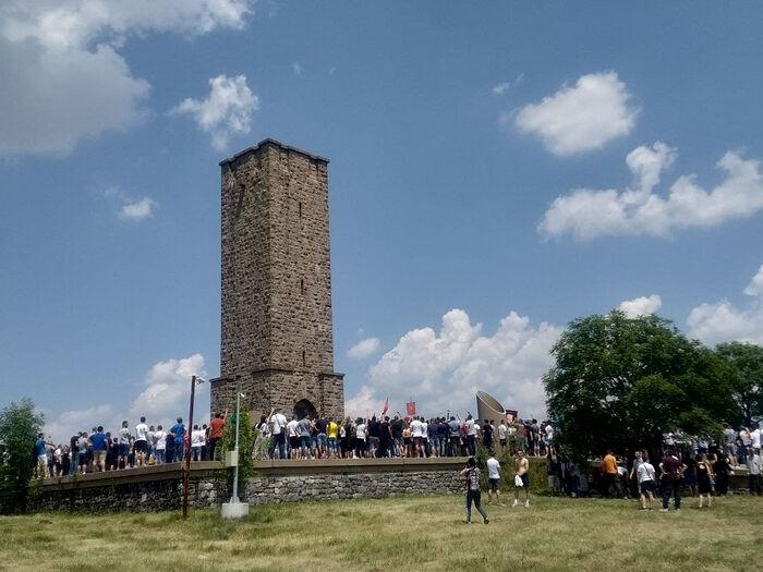 Газиместан, место Косовской битвы