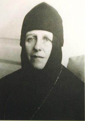 Игуменья Мария (Робинсон)
