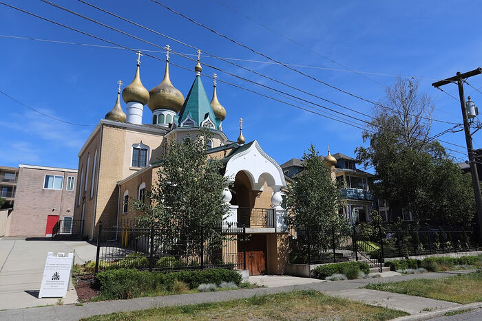 Ο ναός του Αγίου Νικολάου στο Σιατλ