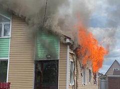 Поможем семье священника отстроить сгоревший дом!