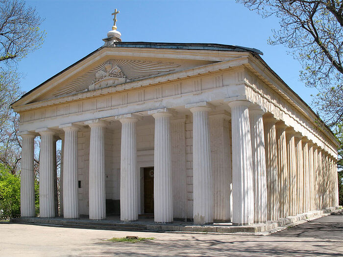 Петропавловский храм Севастополя