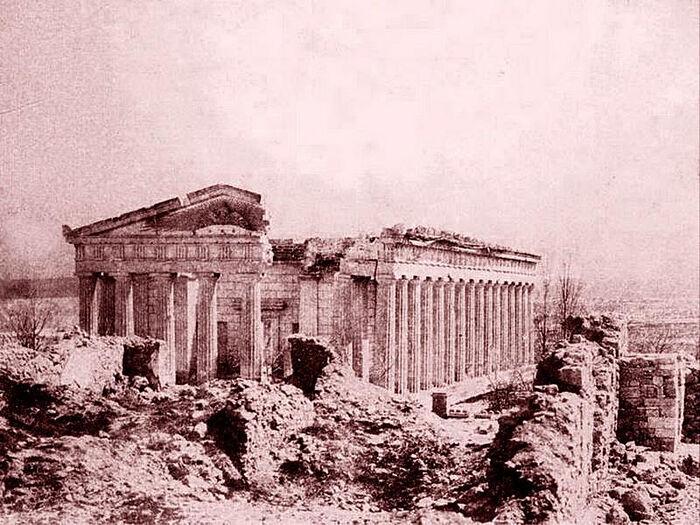 Храм Святых Петра и Павла после Крымской войны