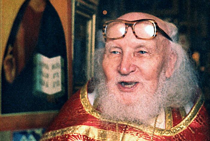 Отац Димитрије Дудко
