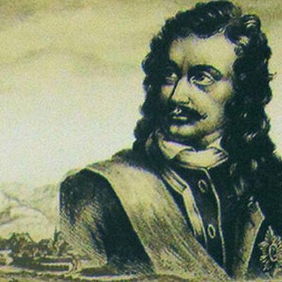 Сава Владиславић Рагузински у Галерији РТС