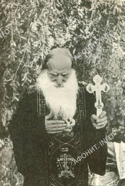 Ο Ρώσος αγιορείτης γέροντας Τύχων (Γκολενκόβ)