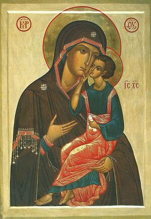 Икона Божьей Матери Любятовская