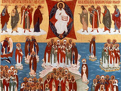 ROCOR London Diocese compiling all known liturgical texts to saints of British Isles