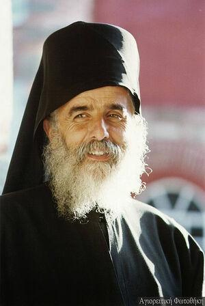 Hieromonk Isaac-Atallah