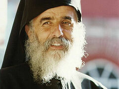 """Father Isaac-Atallah (†7.16.1998): """"I won't become tempted even by all riches in the world. My life is in the monastery."""""""