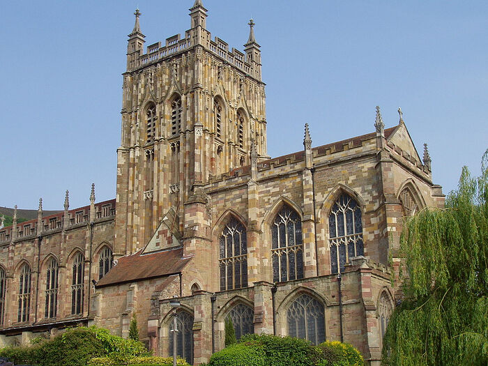 Great Malvern Priory of St. Mary and St. Michael, Worcestershire