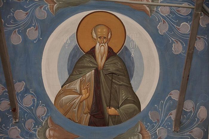 Преподобный Симон Радонежский