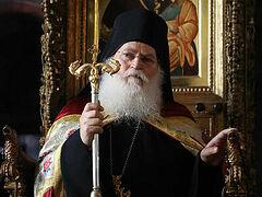 Abbot Ephraim of Vatopedi discharged from hospital