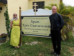 How an American and a Russian Saved a Florida Church