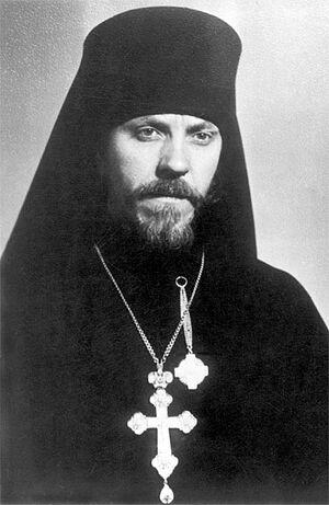Archimandrite Tikhon (Agrikov)