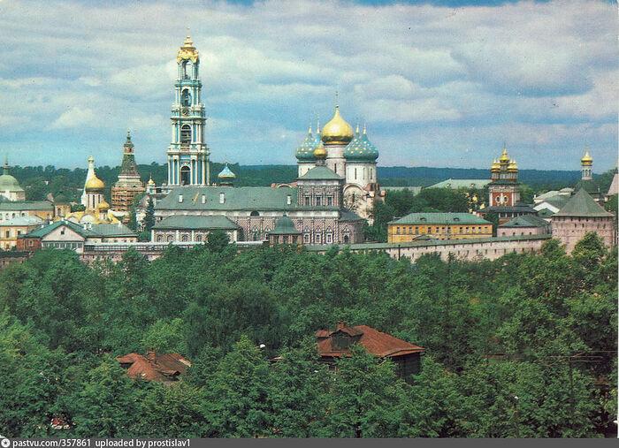 Троице-Сергиева лавра, 1978-1981 гг.