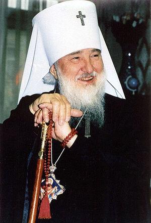 Митрополит Ставропольский и Владикавказский Гедеон (Докукин)