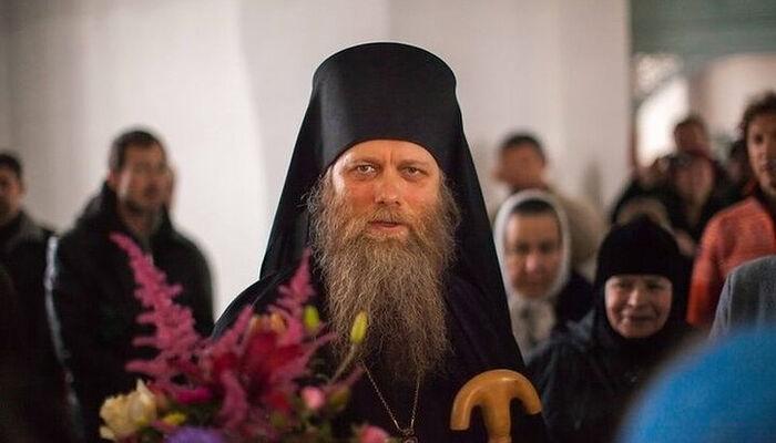 Ο Επίσκοπος Πορφύριος (Σούτοβ). Φωτογραφία: solovki-monastyr.ru