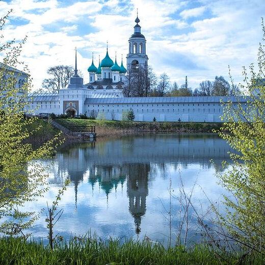 Μοναστήρι Τόλγκσκι: Με αγάπη προς τους ανθρώπους. Μέρος Α.