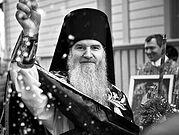 Святейший Патриарх Кирилл выразил соболезнования в связи с кончиной насельника Валаамского монастыря архимандрита Мефодия (Петрова)