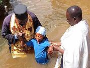 В Кении состоялось соборное Крещение